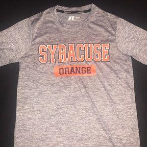 Russell- Syracuse Orange Small athletic tee